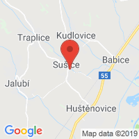Google map: 68704 Sušice 139